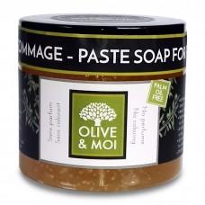 OLIVE & MOI savon d´hammam - olivová pasta