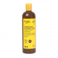 NAJEL aleppský šampón 2 v 1 pro suché vlasy