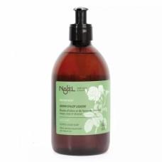 NAJEL aleppské tekuté mýdlo s vodou z damašských růží