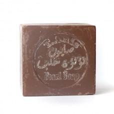 TALAL ANIS aleppské mýdlo s červeným jílem - na peeling pro nečistou či mastnou pleť