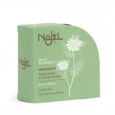 NAJEL aleppské mýdlo s olejem z černuchy seté