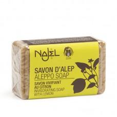 NAJEL aleppské mýdlo s citrusovým olejem