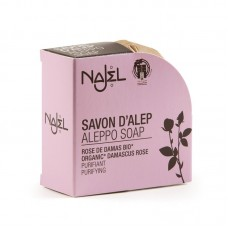 NAJEL aleppské mýdlo s damašskou růží