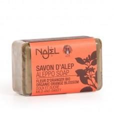 NAJEL aleppské mýdlo s květy pomerančovníku