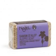 NAJEL aleppské mýdlo s fialkami