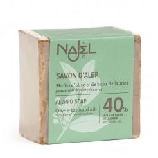 NAJEL tradiční aleppské mýdlo 40%