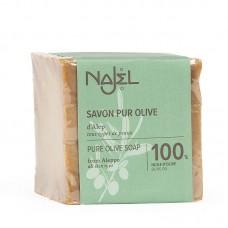 NAJEL tradiční aleppské mýdlo 0%