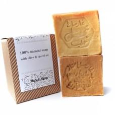 AHMAD KASSÁR tradiční aleppská mýdla 5% a 13%